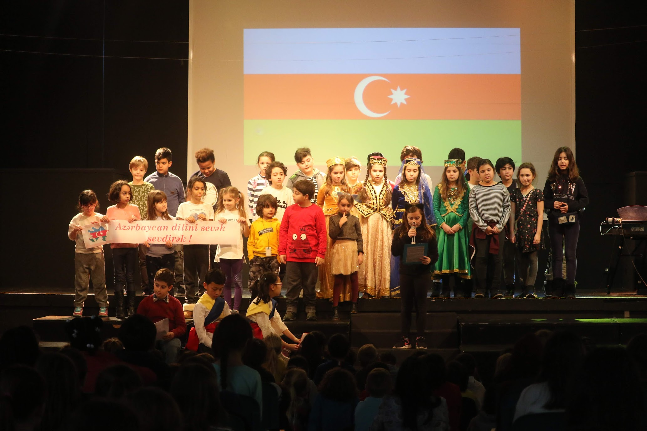 Celebrating Diversity: TISA Hosts Its Annual Festival of Languages